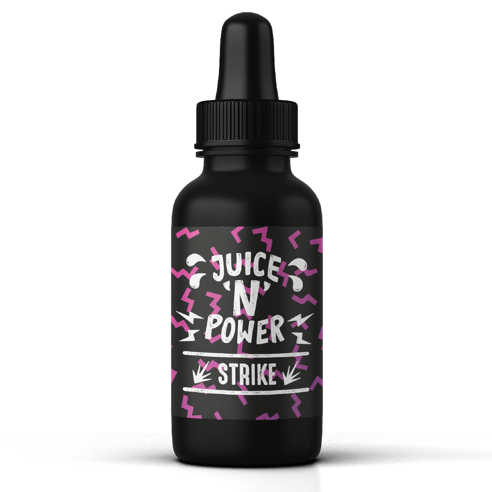 Strike - Juice 'N' Power E-liquid